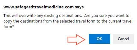 Copy Destinations 2